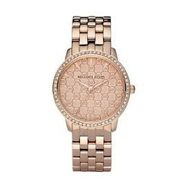 MICHAEL KORS ARGYLE LOGO ROSE