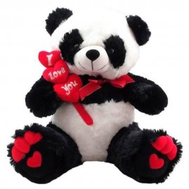 PANDA I LOVE YOU 60 CM