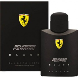FERRARI BLACK EAU DE TOILETTE 125ML