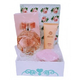 KIT ELIANA QUARTZO 100 ML