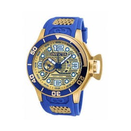 RELÓGIO CORDUBA BLUE CUT-OUT DIAL BLUE POLYERETHANE