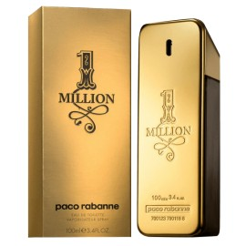 ONE MILLION EAU DE TOILETTE 100ML PACO RABANNE