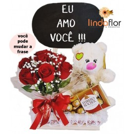 KIT MENSAGEIRO DO AMOR!