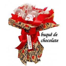 BUQUÊ DE CHOCOLATE RAFAELO